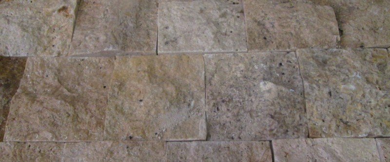 Travertine 4x4 Split Face