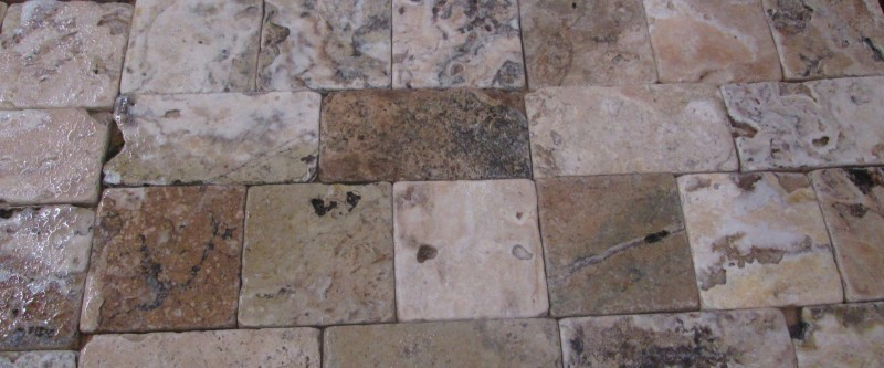 Travertine 3x6 Tumbled