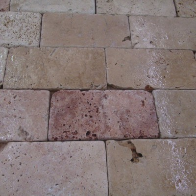 Travertine 3x6 Ivory Classic