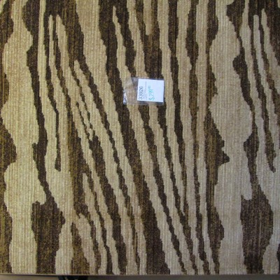 5 x 8 Opulance Cream/Brown Area Rug