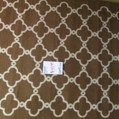 5 x 8 Brown Area Rug