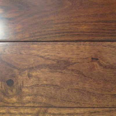 Pacific Teak Solid French Country Mocha Hardwood