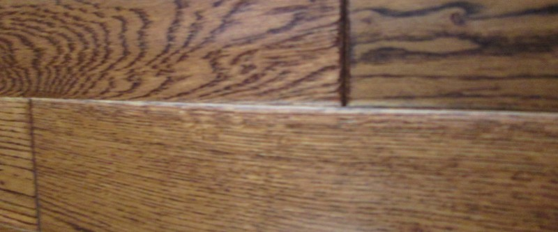 Appalachian Plank Gunstock Solid Handscraped