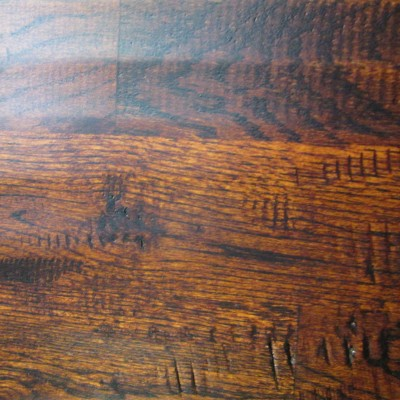 Antique Weathered Honey Solid Handscraped