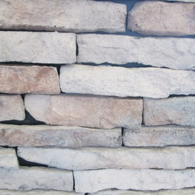 Mini Stack Brown Ledge Stone
